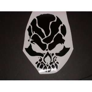 Tribal Skull Hood or Window Graphic Decal Decals Graphics Fit Any Car