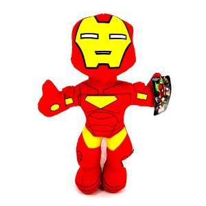 Marvel Iron Man 14 Plush Toy   Iron Man Plush Toys & Games