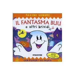 Il fantasma Buu e altri brividi. Libro pop up