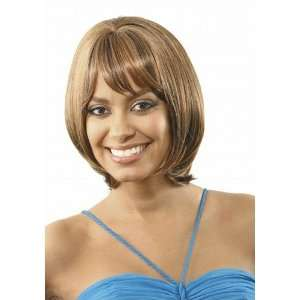 Synthetic hair Mono Lace Girl wig by Janet Collection color 2