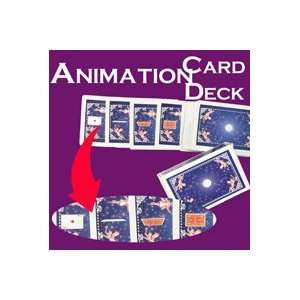 Angel Animation Deck   Japan   Card Magic Trick: Toys