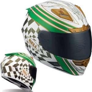 Bell Star Living Large Full Face Helmet X Large  Green Automotive