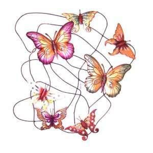 Butterfly Butterflies Wall Art Indoor Outdoor