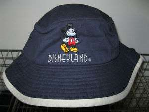 Disney Disneyland Mickey Mouse Adult Sun Hat Free Ship