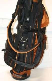 Sun Mountain Golf Womens Ladies Swift Stand Cart Bag Animal Print