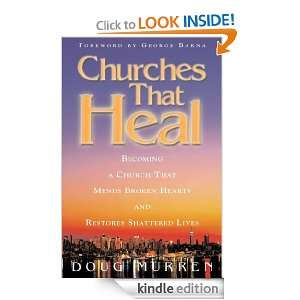 Churches That Heal: Doug Murren:  Kindle Store
