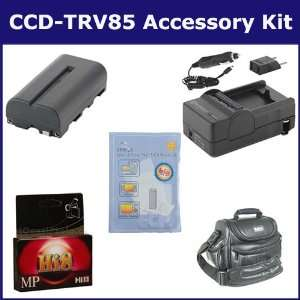 Sony CCD TRV85 Camcorder Accessory Kit includes HI8TAPE Tape