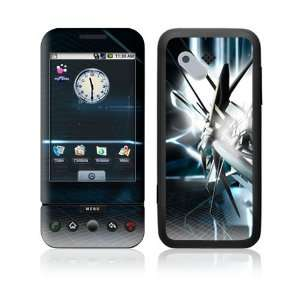 HTC Google G1 Decal Vinyl Skin   Abstract Tech City