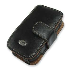 EIXO luxury leather case BiColor for HTC Prophet Book Style