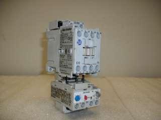 Allen Bradley 100 C16 10 Relay Contactor