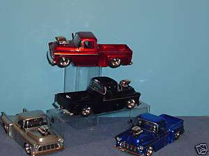 1955 CHEVY STEPSIDE PICKUP PRO STREET 124 SET OF FOUR