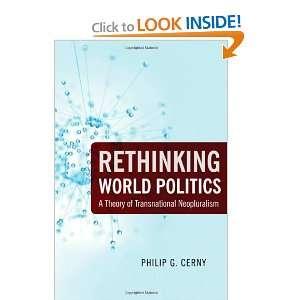 of Transnational Neopluralism (9780199733699): Philip G. Cerny: Books