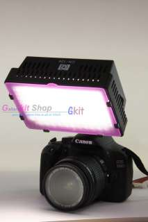 126pcs LED Light Flash DV Canon 5D MKII, 7D, 550D, 500D