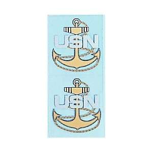 US Navy Anchor Decal Sticker