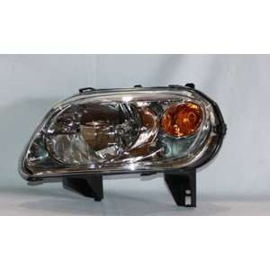 20 6766 00 9 Chevrolet HHR CAPA Certified Replacement Left Head Lamp