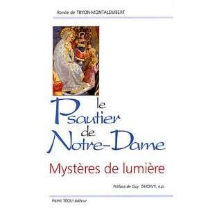 French Edition) (9782740310755): Renée de Tryon Montalembert: Books