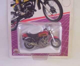 Honda CBX Street Bike Ridge Riders Zee Toys 80s Blister Motorcycle w