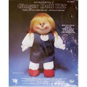 Ginger Doll Kit   A Creative Sculpture Doll Kit Arts