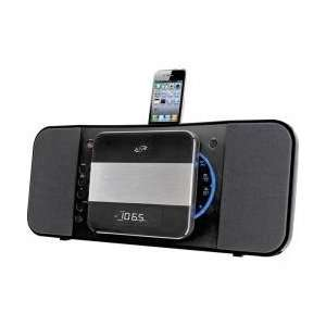 Speaker System with CD Player and iPod/iPhone Dock