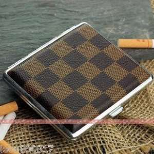 Chessboard Cigarette Box Case Holder 18 pcs #305 18