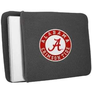 Alabama Crimson Tide Gray Mesh Laptop Sleeve Sports