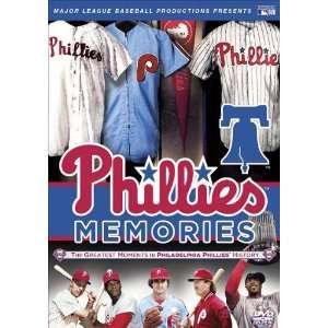 Philadelphia Phillies Phillies Memories DVD Sports