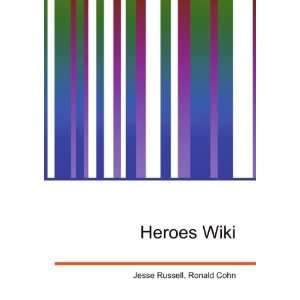 Heroes Wiki: Ronald Cohn Jesse Russell: Books