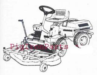 25 Hp Kawasaki Engine besides 934027 000101 High Sierra 2248 22hp B S Twin Hydro 48 Deck also John Deere Riding Mower Wiring Diagram furthermore 1960 Porter Cable YARD MASTER Riding Mower Bob Cummings Ad 8 X10 together with Honda Riding Mower Deck Diagram. on ariens riding lawn mower belt diagram