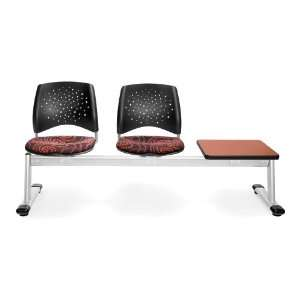 Beam Seating with 2 Seats/1 Table   SHOYA CHERRY Office Products