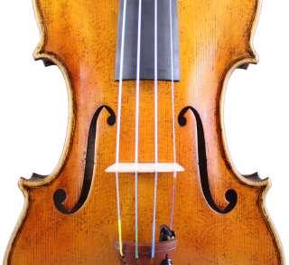Copy Guarnieri del Gesu 1742 Cannon Masters Violin #100 |