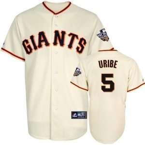 Juan Uribe Youth Jersey San Francisco Giants #5 Home