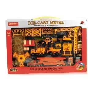 Die Cast Metal Development Imagination Construction Toys Toys & Games
