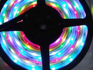 Tube Dream color 5M RGB 5050 Flash LED Strips Light 94 multi color