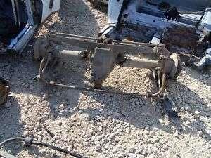 Corvette dana 44 rear end suspension 85 86 87