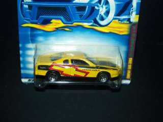 2001 HOT WHEELS COMPANY CARS SERIES 3/4 MONTE CARLO CONCEPT #087 MINT