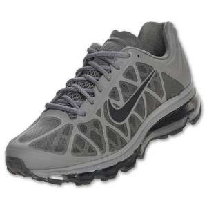NIKE AIR MAX+ 2011 COOL GREY  ANTHRACITE RUNNING SHOE BRAND NEW SELECT