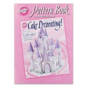 com 2008 Yearbook Wilton Cake Decorating Pattern Book Home & Kitchen