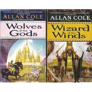 Wizard of the Winds/Wolves of the Gods (Tales of the Timuras, Book 1