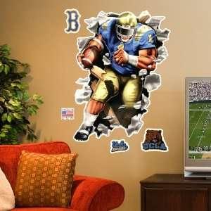 UCLA Bruins 3 Football Player Wall Crasher Sports & Outdoors