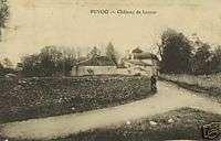 CPA Puyoo Chateau de Lescar (f10189)