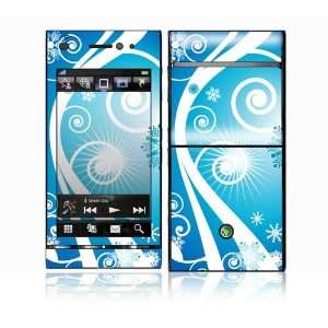 Crystal Breeze Design Decorative Skin Cover Decal Sticker for Sony