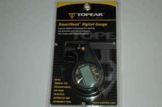 Topeak Smarthead Digital Tire Gauge Presta & Schrader