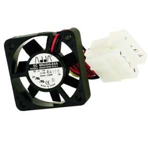 Adda 7 Blade 40mm DC Brushless Fan 12V (2 pack) Computers