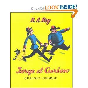 Jorge El Curioso / Curious George (Spanish Edition