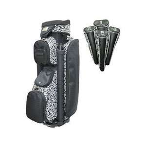 RJ Sports Ladies Boutique Golf Cart Bags Headcover Combos