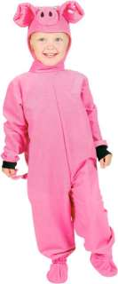 Toddlers Pig Cute Boy Or Girl Halloween Costume 4t