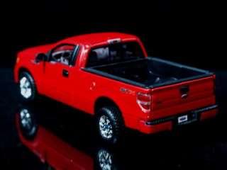 2010 Ford F 150 STX Maisto Diecast 124 Scale   Red