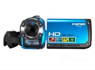 HD Water proof 1080P HDMI Digital Camcorder 16MP DV