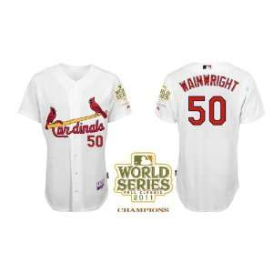 St. Louis Cardinals Authentic MLB Jerseys Adam Wainwright