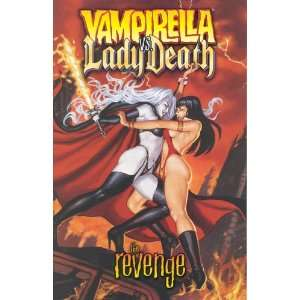 Vampirella vs. Lady Death The Revenge David Conway: